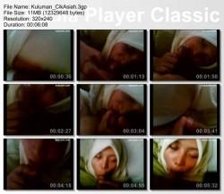 02074e185221798 Cikgu Bertudung Blowjob Skandal (3GP Video)