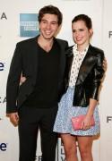 Emma Watson au festival Tribeca de New York. 6b6a97186244402