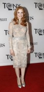 Jessica Chastain - 66th Annual Tony Awards in New York 06/10/12