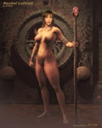Stargate atlantis rachel luttrell nude apologise